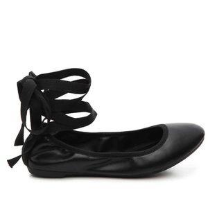 Steve Madden florrah Black Ballet flat 9